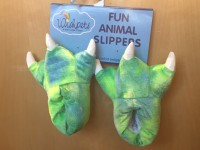 Dinosaur Slippers