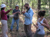 jason weckstein with other researchers in the field