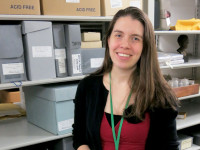 Jennifer Vess, Archivist