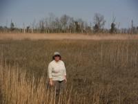 Beth Watson in Field