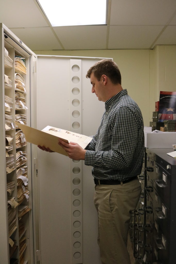 The Academy's Botany Collection houses more than 1.4 million specimens.