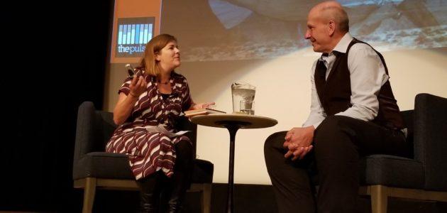 Ken Lacovara talks with Maiken Scott