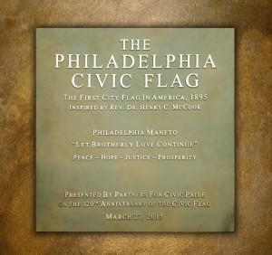 civic flag