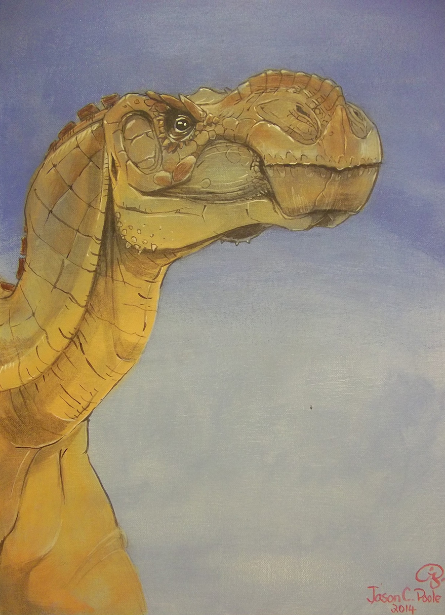 """""""Iguanodon"""""""