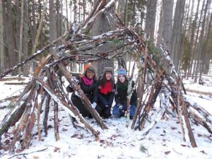 Sarah-shelter-building-2013-senior-trip