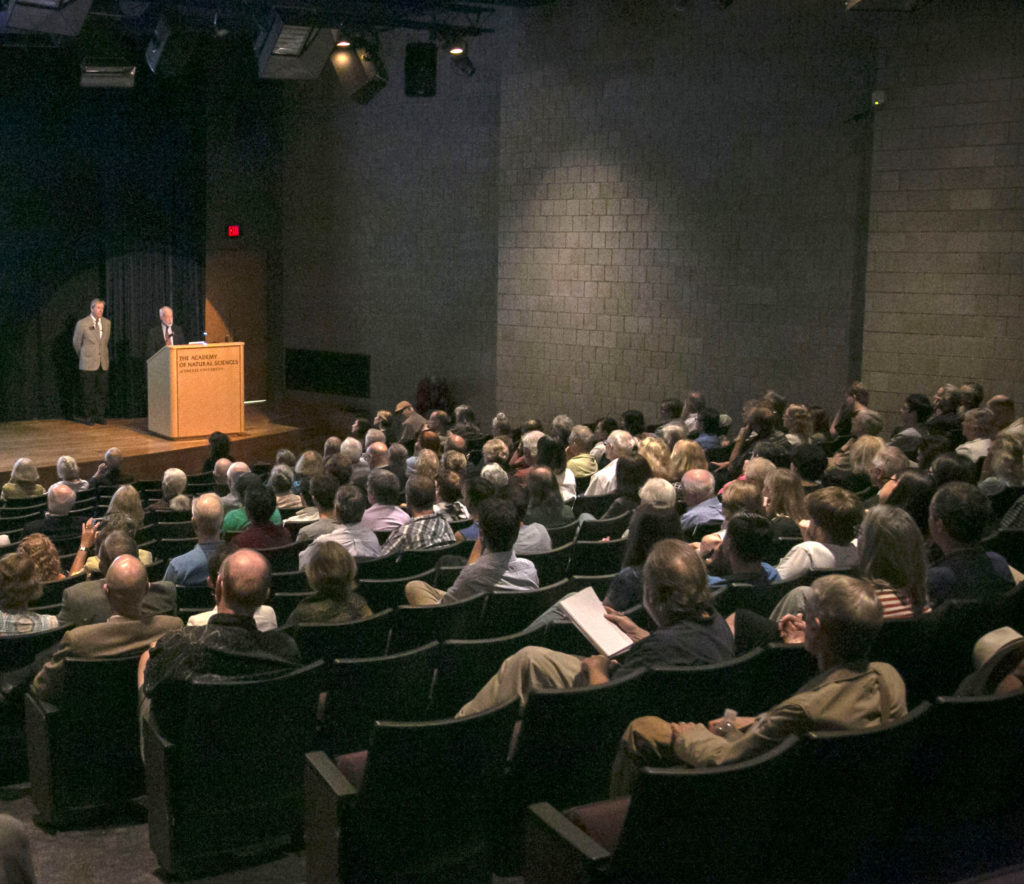 The Academy Town Square Series is free to the public. Each talk will focus on a different topic.