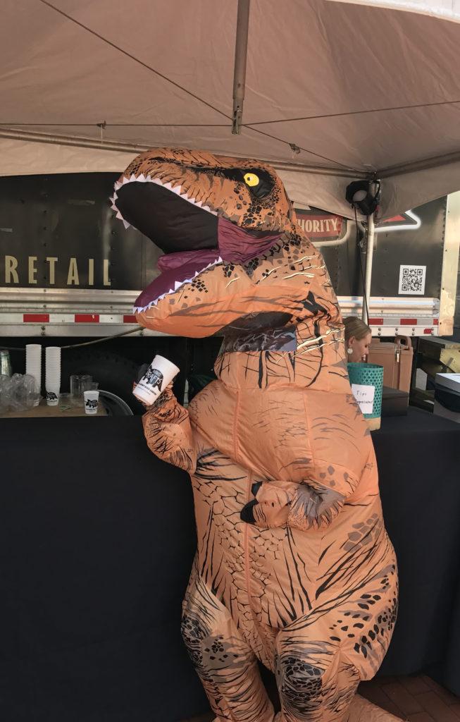 Dino Dancing, Bug Walks, Beer – The Academy of Natural Sciences