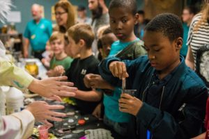Members Night at the Academy of Natural Sciences