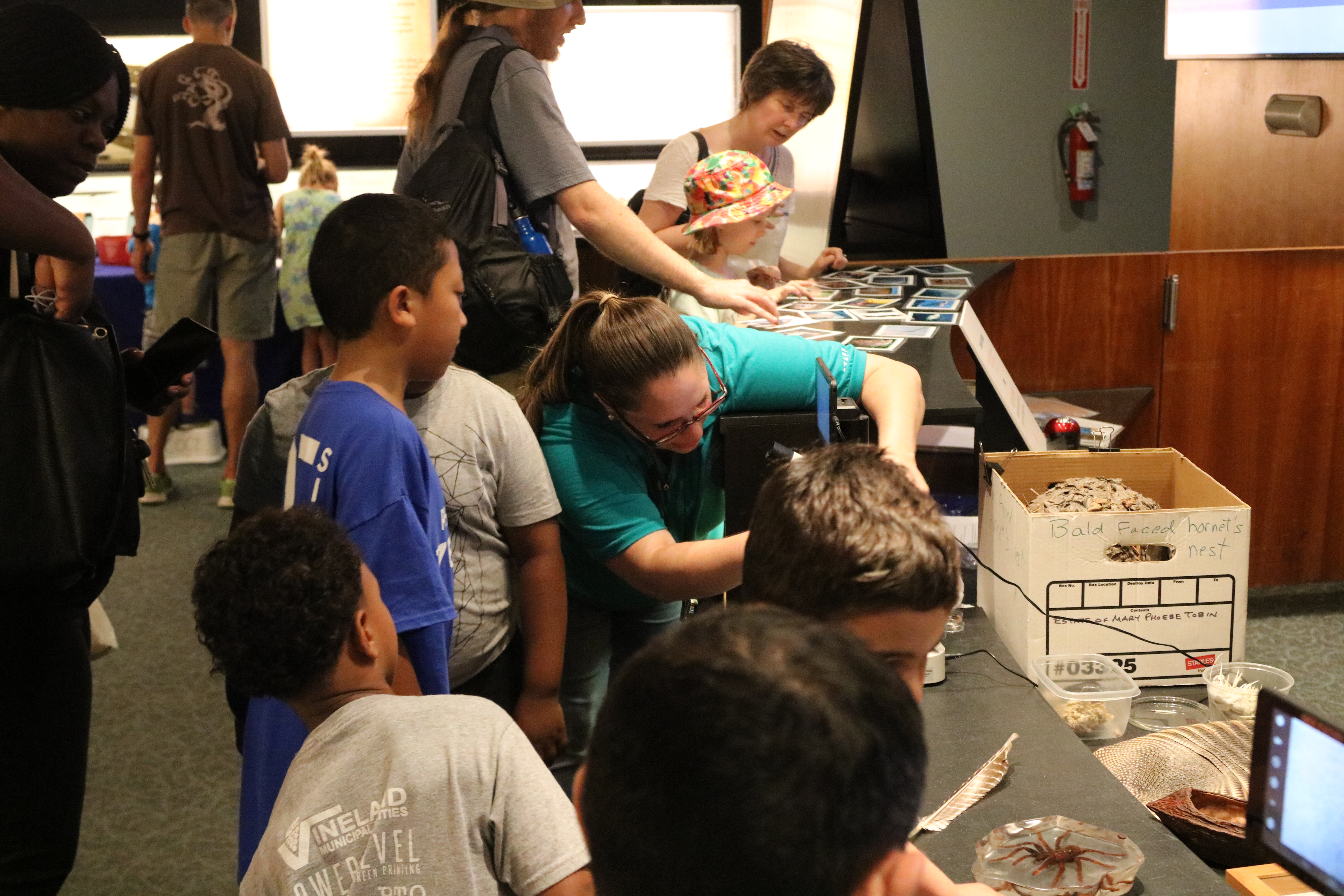 Science Live at the Academy of Natural Sciences