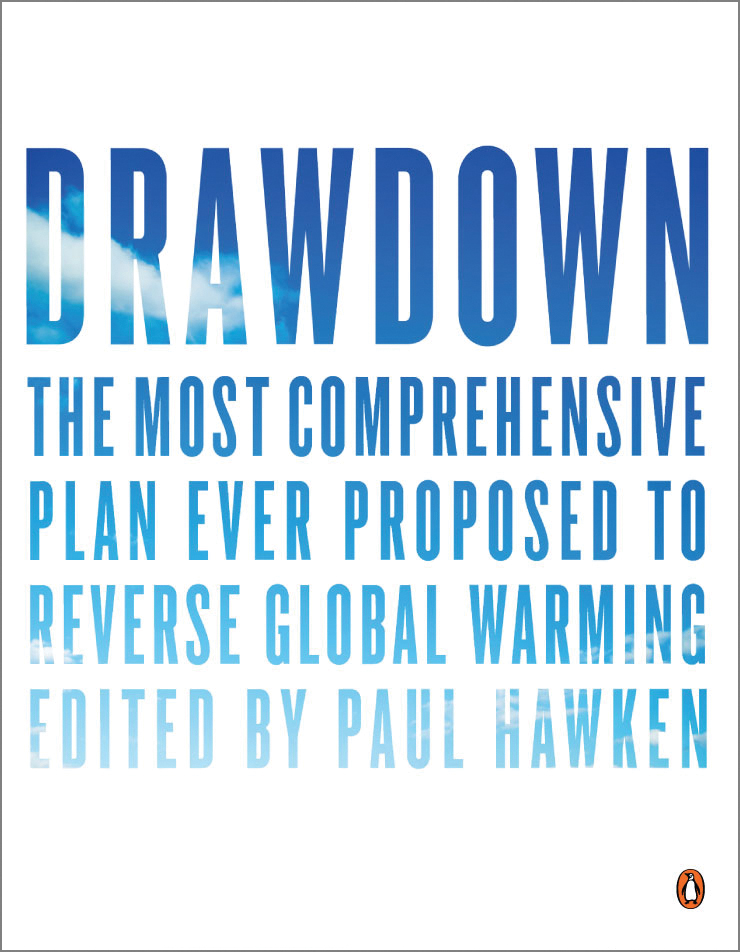 Book cover for Drawdown