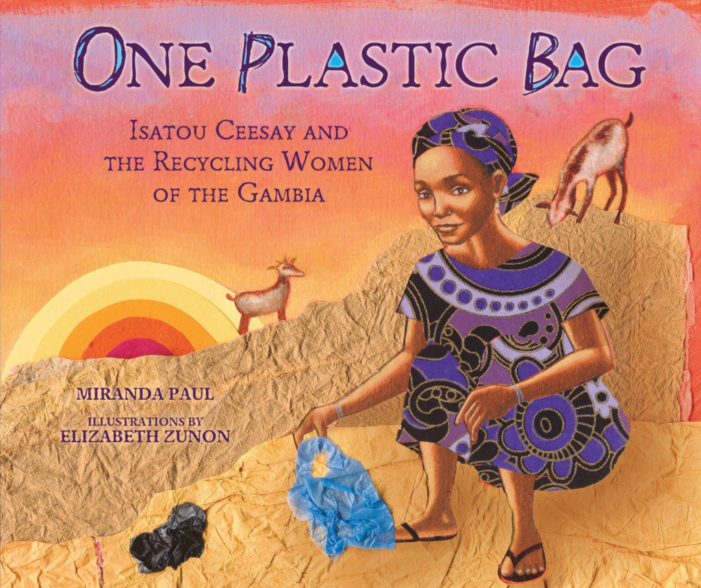 Book cover for One Plastic Bag