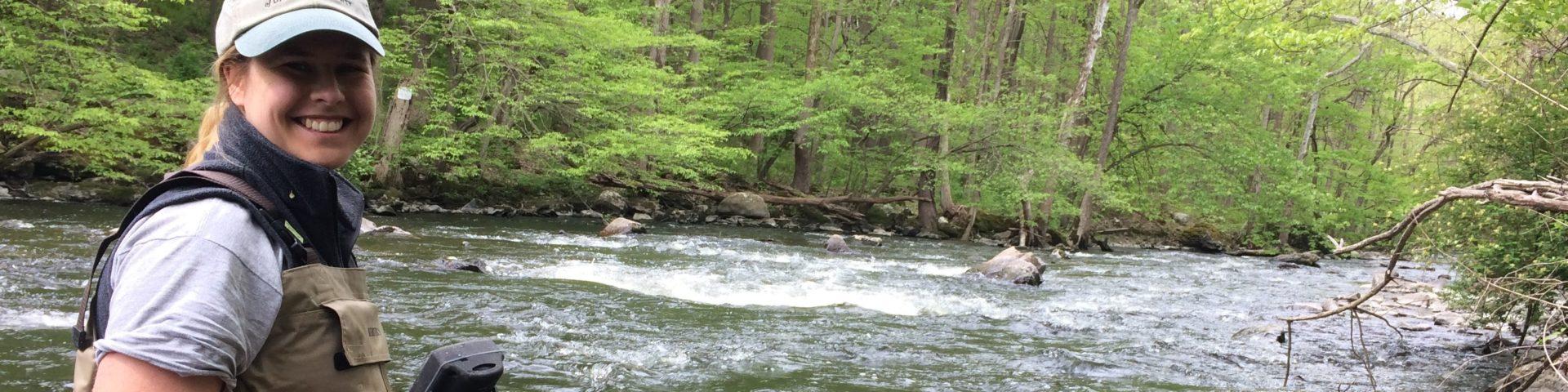 marie in stream